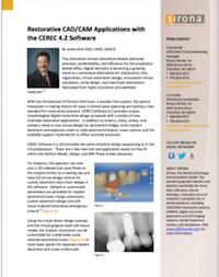CEREC Software | Page 3 | CADStar