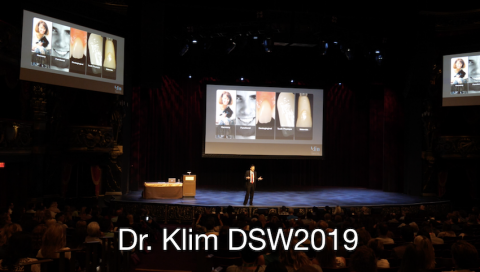 Dr. Klim Speaking at Dentsply Sirona World 2019