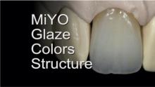 MiYO Glaze and Structure Firing Chart